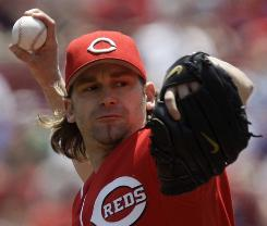 Cincinnati Reds right-hander Bronson Arroyo says he uses supplements not approved by Major League Baseball.