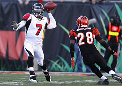 Michael Vick signed a two-year deal to join the Philadelphia Eagles, where he will join Donovan McNabb, Brian Westbrook and DeSean Jackson as part of a dangerous Eagles offense.