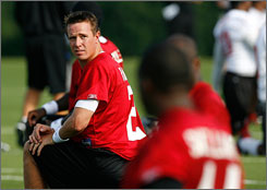 Atlanta quarterback Matt Ryan is looking to lead the Falcons to the first back-to-back winning seasons in franchise history.