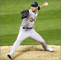 """A newspaper once called Craig Breslow the """"smartest man in baseball."""" The Athletics reliever has a degree from Yale in molecular biophysics and biochemistry."""