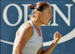 Dinara Safina might not have any Grand Slam crowns, but she has enough victories to push her past Serena Williams to the WTA Tour top ranking.