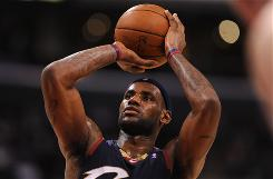 LeBron James is entering the final year of his contract with the Cavaliers, focused yet again on winning a title before the so-called Summer of LeBron begins in 2010.