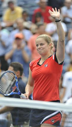 Kim Clijsters of Belgium returned last month after a nearly 2 1/2-year retirement, and she won the U.S. Open.