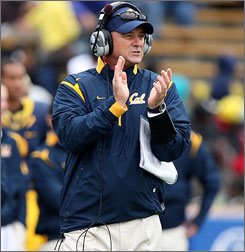 After a big loss to Oregon, Jeff Tedford needs to get California back on track with Southern Cal coming to town.