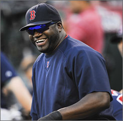After a slumping start, David Ortiz finished with a respectable .238 average, 28 homers and 99 RBI.