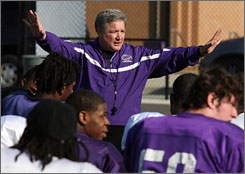Terry Bowden took over as head coach at North Alabama, replacing Mark Hudspeth who  left to be an assistant coach at Mississippi State.