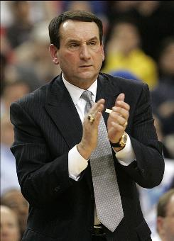 Coach Mike Krzyzewski has no plans on stepping away from the Duke bench anytime soon. Coach K has been the head coach at Duke since 1980.