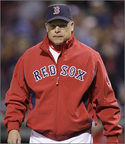 Brad Mills, former Red Sox bench coach, was hired as the new manager of the Houston Astros.