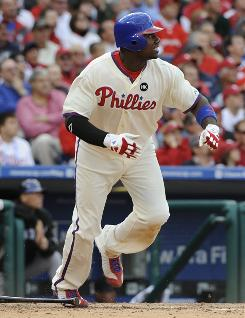 Ryan Howard hit .279 during the regular season for the Phillies but boasts a .355 average and 14 RBI this postseason.