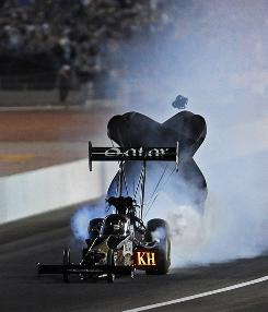 Larry Dixon hopes to lead Al-Anabi Racing to an NHRA championship in its first season.