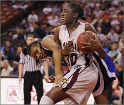 Chiney Ogwumike, ranked No. 1 in the girls' Class of 2010, will announce her college decision on Thursday.
