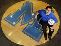 "Josh Pastner pulled in the No.2-ranked recruited class in just his first season as head coach at Memphis. ""The University of Memphis is an elite program,"" Pastner says. ""We want to get the best student-athletes."""