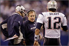 Patriots coach Bill Belichick has drawn criticism from former players for his failed fourth down gamble on Sunday at Indianapolis.