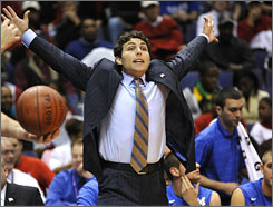 Josh Pastner picked up a stellar recruiting class in his first year at the helm of the Memphis Tigers.
