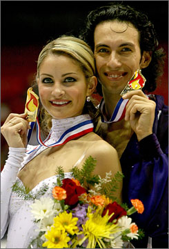 American champions Tanith Belbin and Ben Agosto have pulled out of the ISU figure skating Grand Prix Final next month in Tokyo.