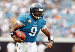 David Garrard and the Jaguars have won six of their past eight games.