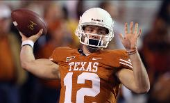 Colt McCoy has gone 44-7 in four years at Texas and has a chance to leave with a national championship and a Heisman Trophy.