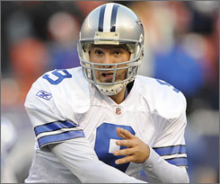 Tony Romo and the Cowboys face a stiff test on Sunday when the Chargers arrive in Texas.