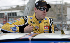 Kyle Busch will own the entries he drives in NASCAR's truck series next season.