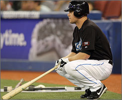 Second baseman Aaron Hill rebounded from an injury-marred season in 2008 to hit a career-high 36 homers, surpassing his total for the previous four seasons combined.
