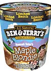Hannah Teter's Ben & Jerry's flavor
