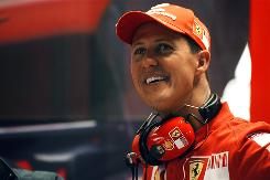 "Seven-time champion Michael Schumacher is set to return from a three-year retirement. ""I never left the racetrack. I kept the motivation and maintained it,"" he says."