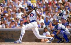Andre Dawson has yet to get the Hall call despite topping 20 homers 13 times, 100 or more RBI four times and hitting better than .300 five times. He also won eight Gold Gloves.