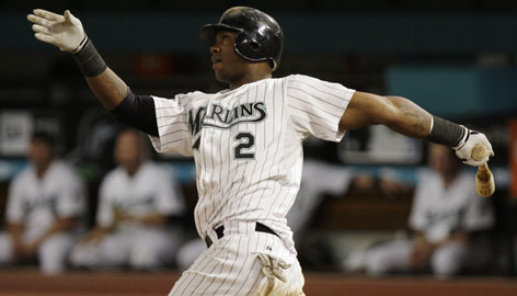 The Florida Marlins shortstop Hanley Ramirez had 106 RBI in 2009 .