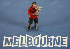 Rafael Nadal is the No. 2 seed and the defending champion at the Australian Open, the first major of the tennis season, beginning Monday in Melbourne.