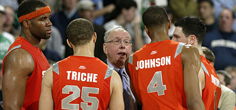 Jim Boeheim is pleasantly surprised to see his Orange jump out to a 20-1 start to the season.