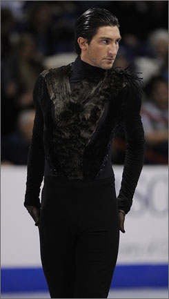 Lysacek the Crow