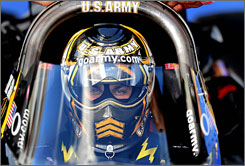Top Fuel driver Tony Schumacher, aiming for his fifth Winternationals victory, is one of the most decorated drivers in this week's event in Pomona, Calif.