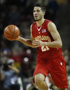 Maryland guard Greivis Vasquez and his Terrapins face a huge test Saturday at No. 7 Duke (CBS, 1 p.m. ET).