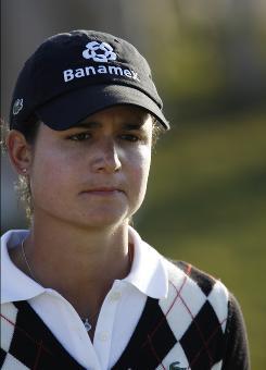 Lorena Ochoa won her fourth consecutive LPGA player of the year award in 2009.