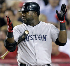 The World Baseball Classic complicated David Ortiz's 2009 season.
