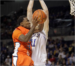 "UTEP's Randy Culpepper exploded for 45 points in the Miners' victory over East Carolina earlier this month. ""From the one to the five and all the way down the bench, teams can't just key on one person to stop,"" Culpepper says of this year's Miners."