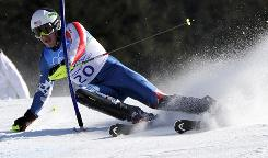 Bode Miller led the USA's alpine team to a U.S. best eight medals overall, and he tallied three of his own: gold, silver and bronze. Miller took gold in the super-combined.