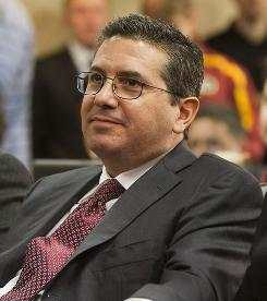 Will Washington Redskins owner Dan Snyder break the bank in free agency?