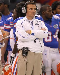 Florida coach Urban Meyer will be back on the sideline when the Gators open spring practice on Wednesday.