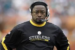 Steelers coach Mike Tomlin says the team has not yet explored a backup plan if it loses Ben Roethlisberger due to the criminal investigation ongoing against the quarterback.