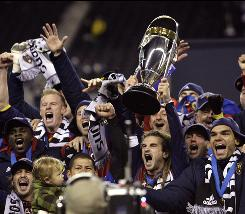 Real Salt Lake hopes to repeat as the MLS Cup winner in 2010.