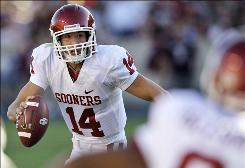 The Rams are considering drafting Oklahoma QB Sam Bradford with the first overall pick in the NFL draft.