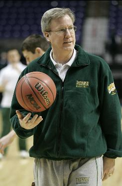Fran McCaffery is Iowa's new head coach after five seasons at Siena.