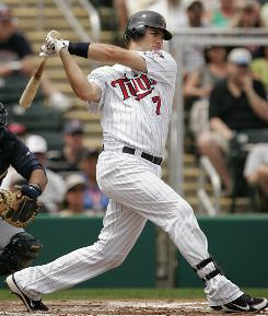 All eyes will be on Minnesota Twins' Joe Mauer who signed an eight-year, $184 million contract extension.