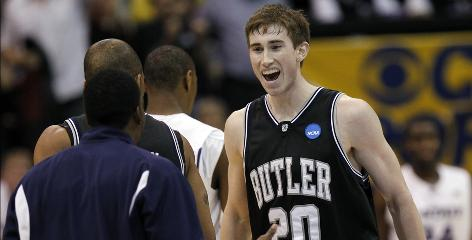 Butler's Gordon Hayward has led the Bulldogs to the first Final Four appearance in school history. As a child, Hayward knew he could do some special things on the basketball court.