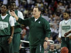 Michigan State's Tom Izzo has become one of the top-paid coaches in the country by leading the Spartans to six Final Fours.
