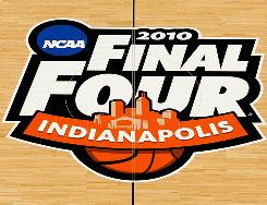NCAA Final Four logo.