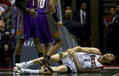 Milwaukee Bucks starting center Andrew Bogut suffered a season-ending elbow injury in early April.