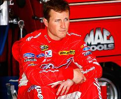 Kasey Kahne, currently tied for 26th in the Sprint Cup standings, will be on the move after the 2010 NASCAR season.