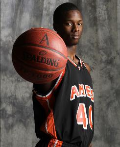 2010 USA TODAY All-USA high school boys basketball player of the year Harrison Barnes will play college basketball next season for Roy Williams at North Carolina.